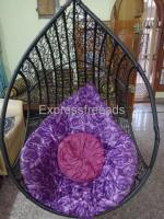 Trendy hanging chair