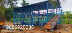 All Type Of Goat, Cow, Poultry Shead Manufacturer
