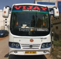 TATA MINI BUS 21 PUSHBACK SEATING FOR SALE IN ONGOLE ANDHRA PRADESH