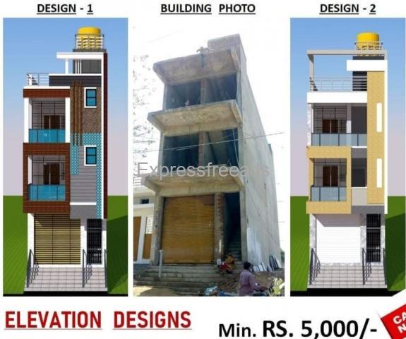 Construction Elevation Design