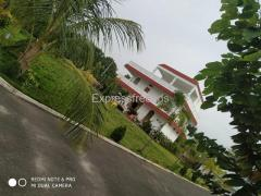 1acre 4 guntas Farm Land with Guesthouse,swimming pool For Sale
