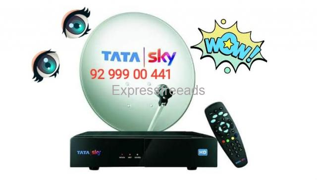 Tatasky Dish Tv six months free channels