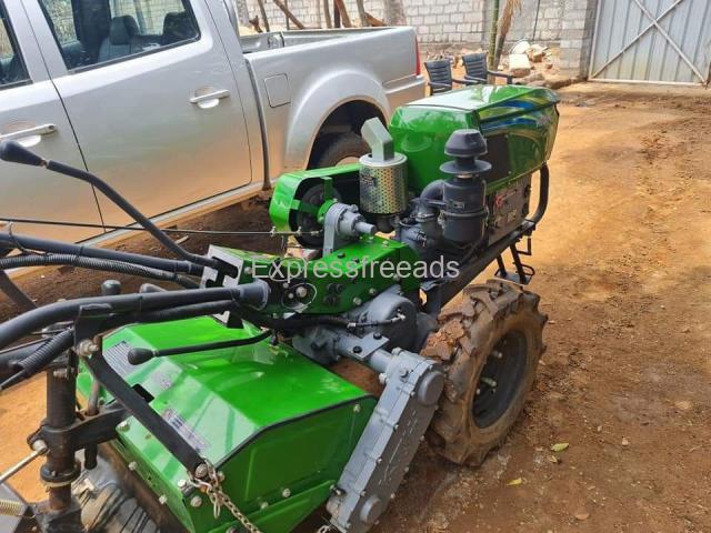Kirloskar mega T15 Power Tiller for Sale