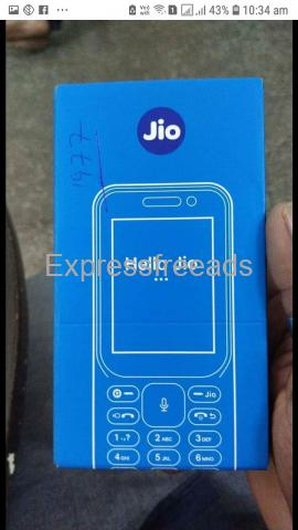 JIOPHONE UNLIMITED CALLING FOR 1 YEAR