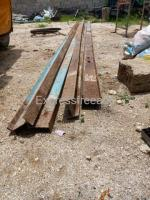 Garendal sold  Steel structural pieces 20 feets length