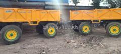 New Model Four wheeler Trolley from Chikodi