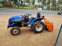 2018Sonalika 20 HP Second Hand Tractor For Sale In Tumkur