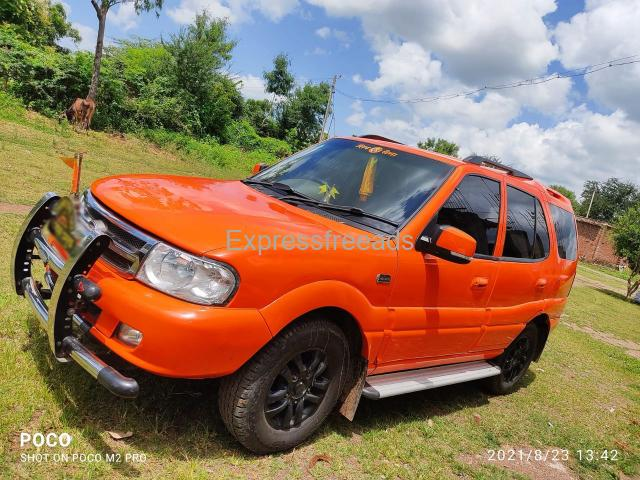 2010 model Tata Safari second Hand Car For Sale In Maharashtra