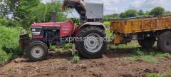 Mahindra Arjun 555  Model 2017 Second Hand Tractor For Sale