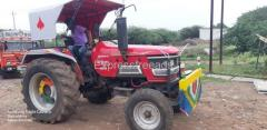 Mahindra Arjun 605 Model 2015 Second Hand Tractor For Sale