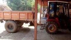 Model 2016 VST Shakti JAI 18 HP Second Hand Tractor For Sale