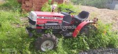 2017 Mitsubishi VAT 24 HP Second Hand Tractor For Sale