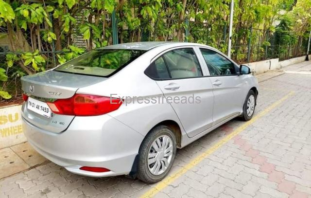 Honda City Diesel Second hand car for sale in Sulur
