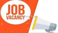 Job vacancy in spa