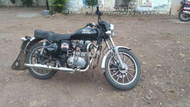 Model 2014 Royal Enfield second Hand Bike For Sale In Hubballi Karnataka