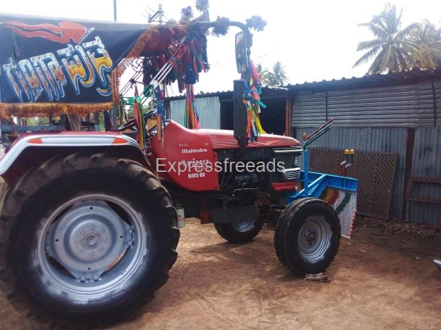 model 2010 Mahindra Arjun ultra  Second Hand Tractor For Sale