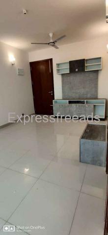 Semi furnished 1bhk flat is available for rent in Prestige Kew Gardens Yemalur Karnataka