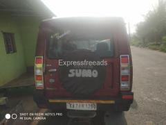 Second hand car Tata Sumo victa ex for sale in bangalore