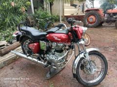 model 2011 Royal Enfield Second HAnd Bike For Sale In Ajalpur Karnataka