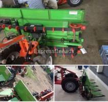 5 hp diesel engine Crompton greaves  4 feet cutting bar