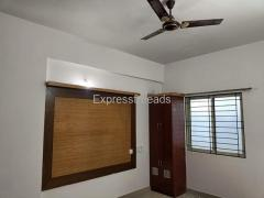 north facing 3bhk fully furnished flat is available for lease in HSR layout Bangalore