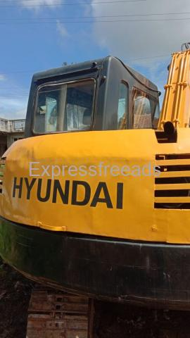 Hyundai 80-7 model 2012 Second Hand JCB For Sale In Hassan Karnataka