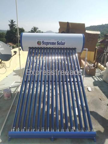 Supreme Solar Distributor in Chowdepalli punganuru and madanapalle