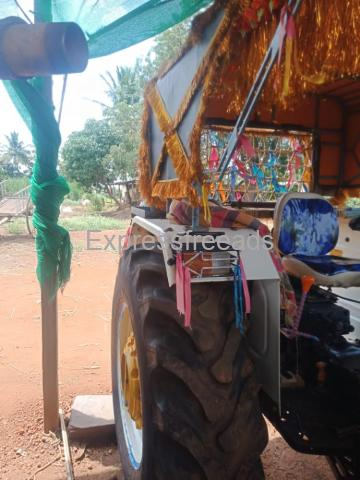 Model 2017 New Holland 3630 Second Hand Tractor For Sale In Bagalkot Karnatka
