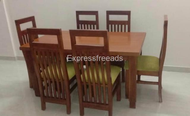 BRAND NEW DINING TABLE DIRECT FROM FACTORY OUTLET IN BANGALORE