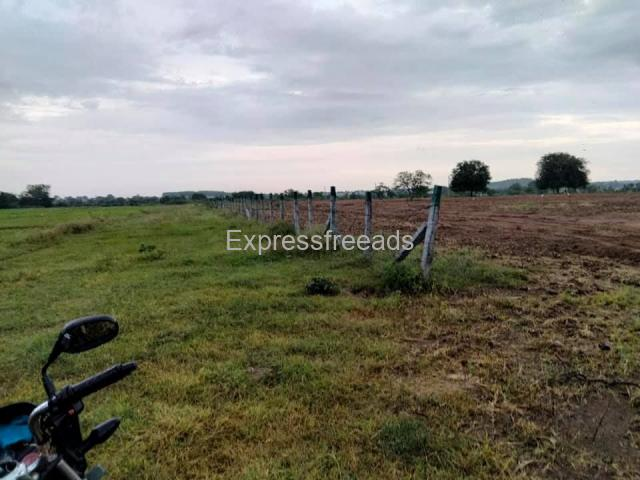 3.5 Acre Red soil Agriculture land for sale Mahbubnagar District Telangana