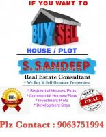 Do you want to buy or sell Land then our real estate will help you