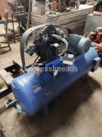 Compressor welding machine drilling machine