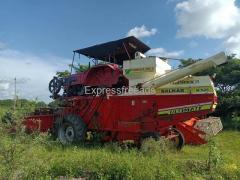 2016 Mahindra Novo bulker harvester FOr Sale In Siddipet Telangana