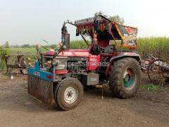 Arjun mahindra 555 2012 model Second Hand  tractor For Sale