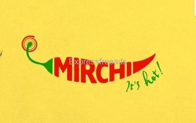 Mirchi Kannada Hiring RJ Copy Writer and Producer