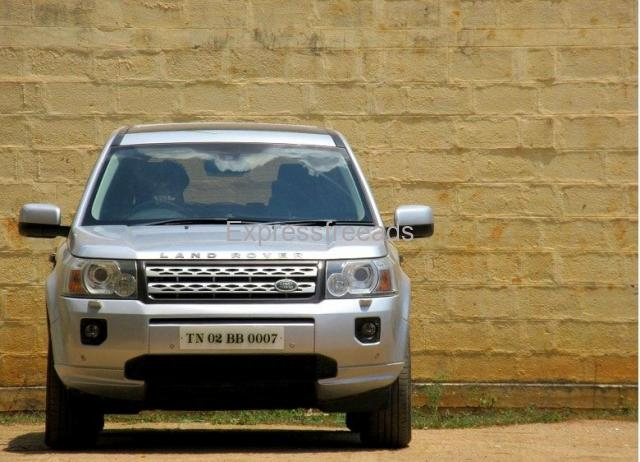 Land Rover 2011 SunRoof Model Second Hand Car For Sale