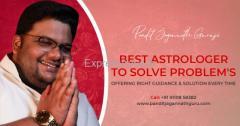 Famous Astrologer in India Pandit Jagannath Guruji