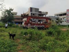 267 sq yards plot for sale at Pedda Amberpet village Rangareddy district