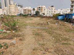 1000 sq yds East West facing plot at bachupally Hyderabad
