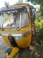 Model 2008 Bajaj Auto Rickshaw For Sale In Mancherial District Telangana