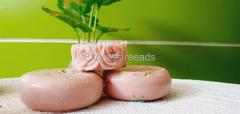 Natural hand made soap nonchemical products