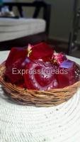 RED WINE soap home made